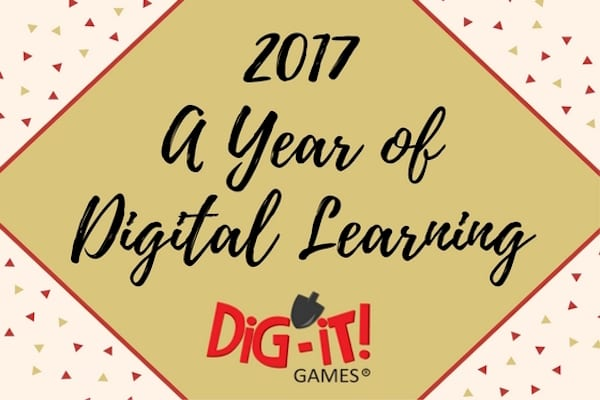 Personalize learning using digital learning in 2017 for male and female game developers students
