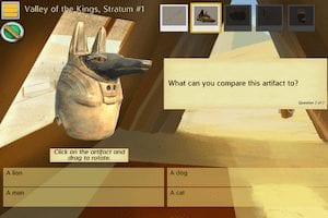Interactive Lessons on Ancient Egypt
