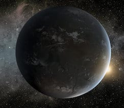 New Earth Planet