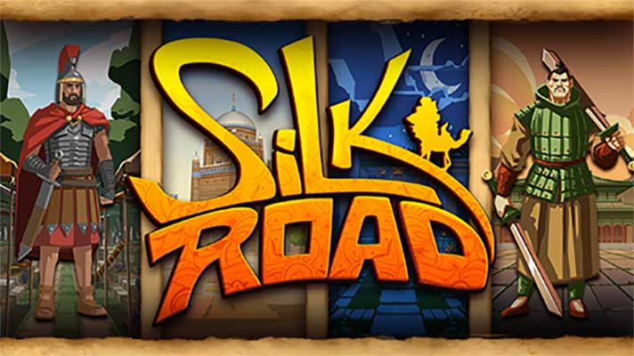 Silk Road Match 3 Guards in casual mobile game