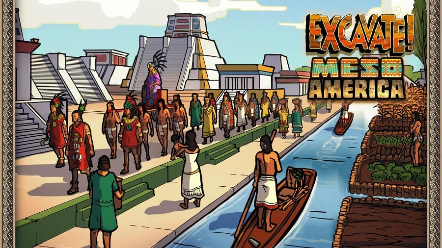 Excavate! Mesoamerica and the whole social studies series can help teach world history