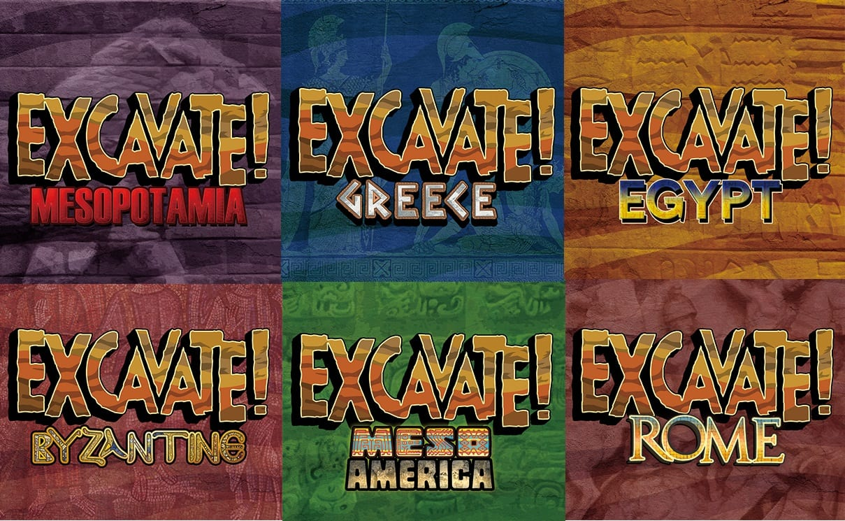 Get your students into archaeology with Excavate! Our experience with educational game development informed our work on Roterra
