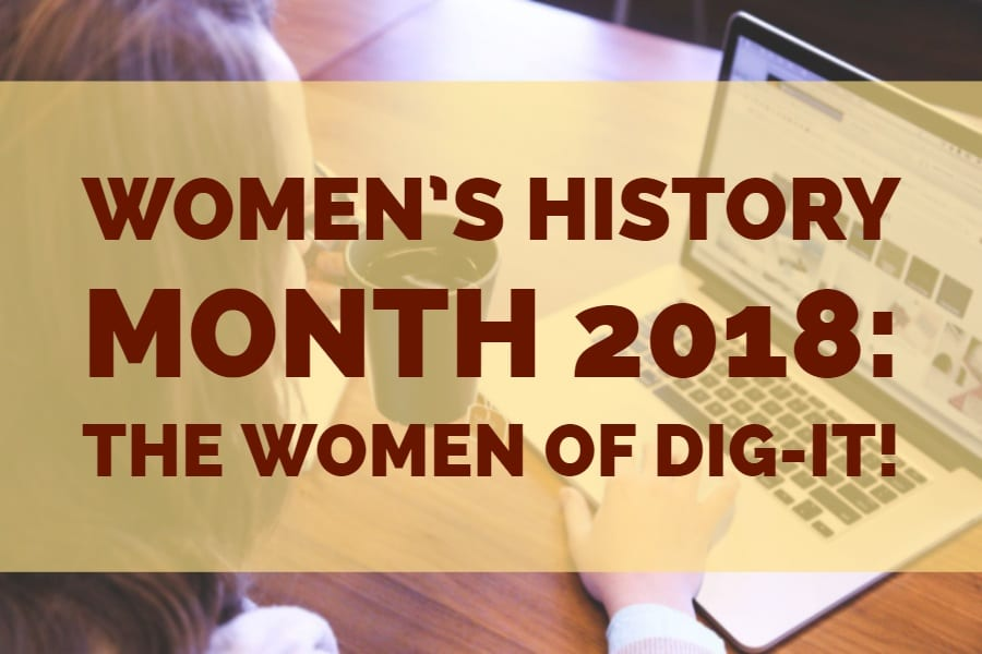 The female game developers and more of Dig-It! Games