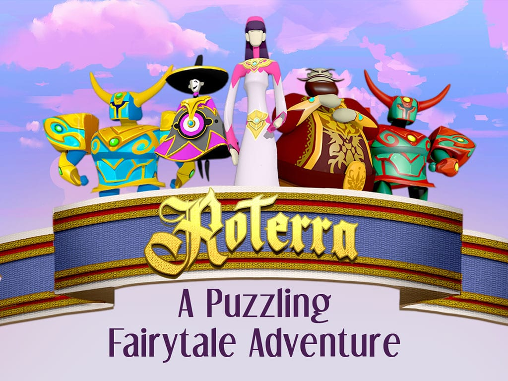 Roterra: A Puzzling Fairytale Adventure
