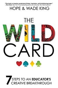 Wild Card: suggestion for national read a book day