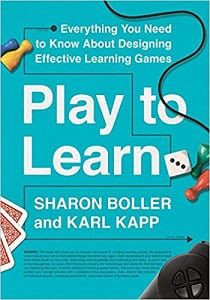 Play to Learn: a suggestion for Read a Book Day