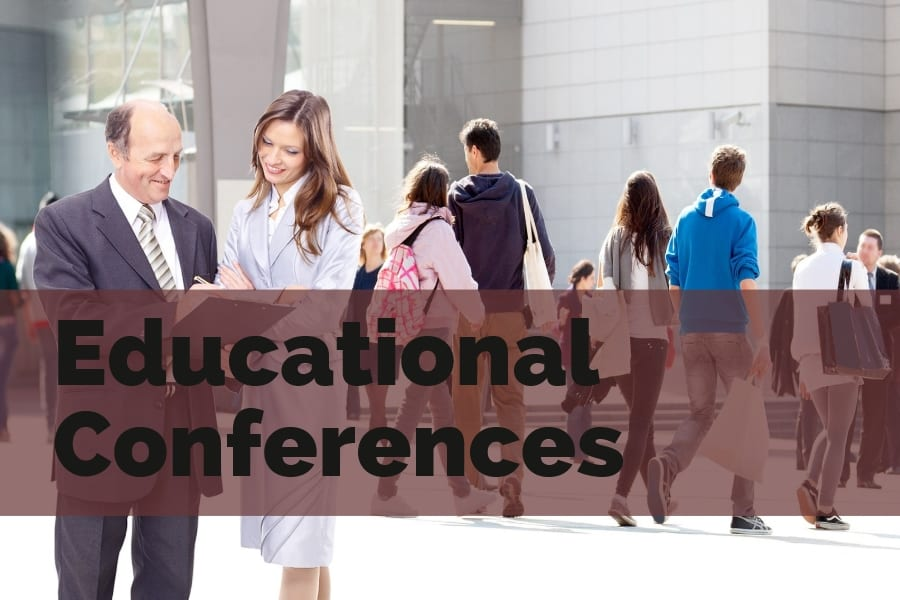 if you liked history days, you might like educational conferences