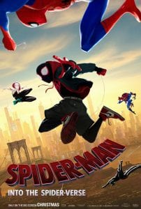 Poster for Spider-Man a December movie